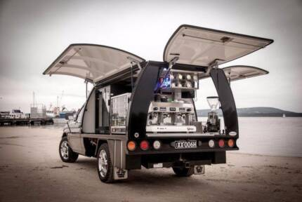 Coffee Van business for sale