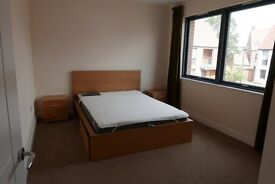 Large double room in spacious house, Burnholm, York. Monthly rolling contract.