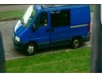 Citroën Relay Day Van / Campervan project