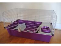 Guinea pig indoor cage, free Potty Training Litter