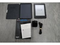 Amazon Kindle Paperwhite 3 (2015) with Extras £90