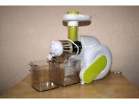 ElectriQ HSL600 Slow Masticating Cold Press Juicer