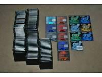 116 Minidiscs for sale plus 7 brand new minidiscs