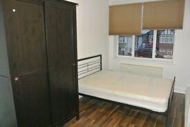 Ground floor studio with separate kitchen in Neasden on Tanfield Avenue