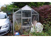 8 x 6 Greenhouse