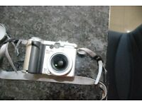 Canon G6 Sureshot digital camera