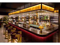 Maitre D' / Host / Reception at Soho Members' Bar