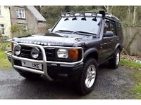 Discovery 2 V8 petrol/lpg