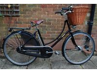 Pashley Princess Sovereign - 17.5in - 5 speed - Black - Perfect condition