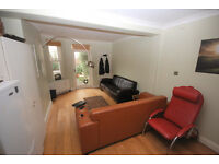 A charming two double bedroom ground floor flat with private garden.