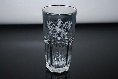 Smirnoff Longdrinkglas - Smirnoff Glas - Smirnoff Cocktailglas - Harley Glas +++