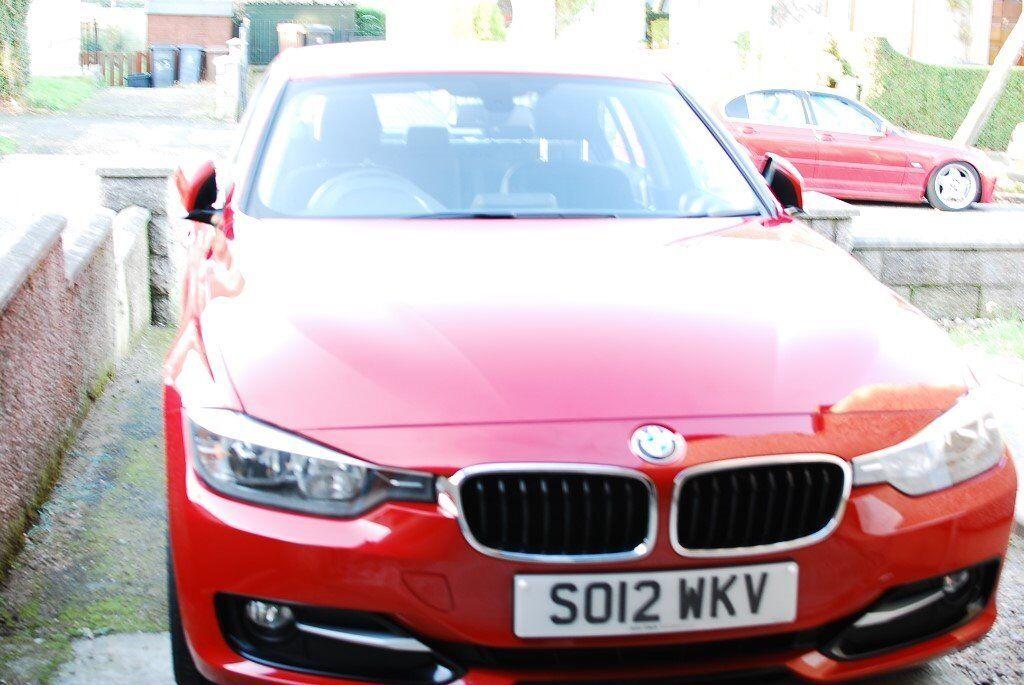 BMW 3 SERIES-320D-LOW 35500 MILAGE- MANUAL-2012 SPORT SALOON-2.0 L ENGINE-DIESEL Final offer