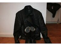 Weise Motorcycle jacket and boots for sale