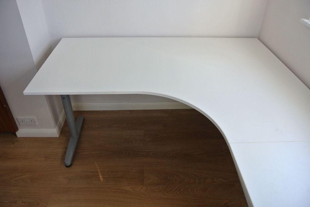 IKEA Corner desk for sale 'BEKANT/GALANT' in white | in ...