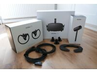 Oculus Rift Bundle - Headset, Touch Controllers, 3 Sensors, Xbox Controller, Wall mounts, USB Leads