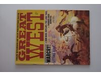 Wild West magazines in good condition from a collection