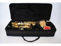 Prelude Alto Saxophone AS700 in Gold £300