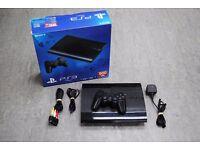 Sony PlayStation 3 PS3 Super Slim 500GB £80