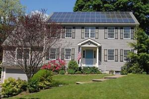 ELIMINATE YOUR HYDRO BILL!! FREE SOLAR PROGRAM IS ENDING, FREE PANELS, FREE INCOME, EVENTUALLY FREE HYDRO!!
