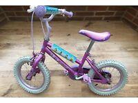 """Princess Bicycle """"14"""" VGC"""