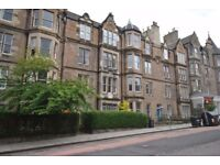 AVAILABLE FROM FEBRUARY 2 bedroom furnished flat to rent on Marchmont Road