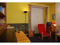 Cheerful Studio flat, New Town Inverleith, near Botanics and shops.
