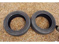 215 55 ZR 17 tyres