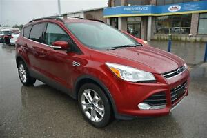 2013 Ford Escape SEL/AWD/2.0L/LEATHER/BLUETOOTH/BACKUP SENSOR