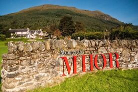 EXPERIENCED DEDICATED FRONT OF HOUSE STAFF REQUIRED FOR ONE OF SCOTLANDS TOP HOTEL RESTAURANTS
