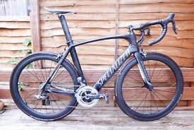 Specialized Venge Di2 Road Bike w/ Carbon Wheels