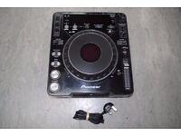 Pioneer CDJ-1000MK3 DJ Deck £300
