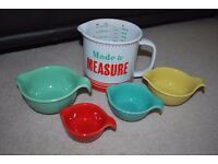 NEW! - Jamie Oliver Measuring Cups