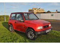 Suzuki Vitara jx sport FSH Cheap 4x4