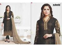 Asian Designer suits & salwar kameez