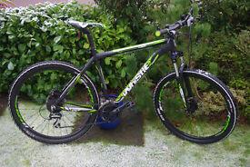 Whistle Huron1483D MTB SizeL Mountain Bike.