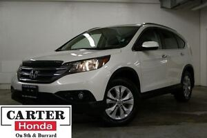 2012 Honda CR-V Touring + No accidents + Certified 6yrs/120,000k