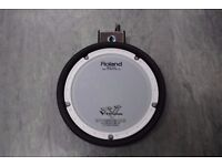 "Roland PDX-6 Single Dual Trigger Mesh Head Pad 8"" £110"