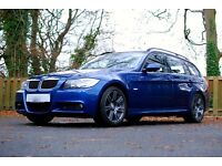 Lovely M Sport BMW Touring, Full Service History, Only 2 Keepers, 2 Keys, New Mot, Alcantara Seats