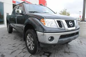 2014 Nissan Frontier SL *No Accidents, One Owner, Local Vehicle*