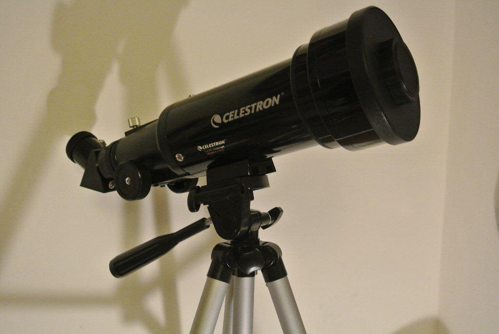 Celestron travelscope teleskop reiseteleskop ek