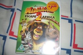 Madagascar - Escape 2 Africa - Nintendo Wii Boxed Complete