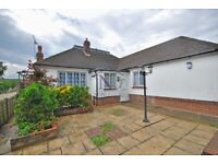 Three-bedroom detached bungalow, located in Ashford