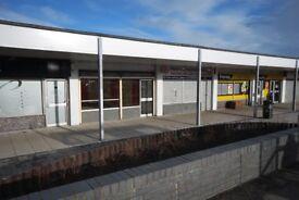 TO LET - BARBER SHOP/RETAIL UNIT 86 Birnam Road, Kirkcaldy, KY2 6NH