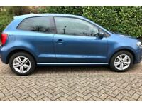 2017 Volkswagen POLO AUTO, Match Edition, Low miles, Petrol