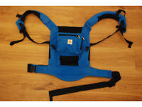ErgoBaby Performance Baby and Toddler Carrier (Blue) – 40£