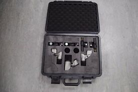 EA DM5 5-Piece Drum Mic Set £80
