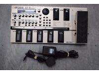 Boss GT-6 Guitar Effects Processor £150