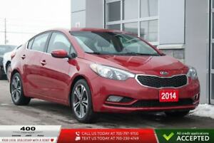 2014 Kia Forte | EX | MANUAL |
