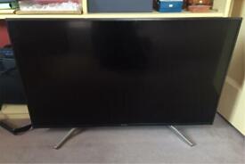 "Brand new 38"" SONY flatscreen tv plasma screen damaged."