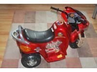 Police motorbike for sale for children